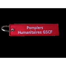 """Porte-clés GSCF """"RETIRER..."""